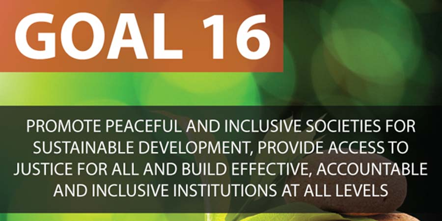 Will Peace be Discarded as an Essential Element to Sustainable Development?