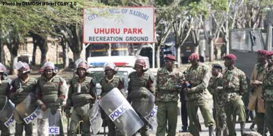 Memories of Kenya's Post-Election Violence